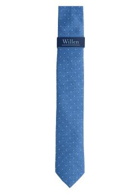 Willen Krawatte Struktur Tupfen