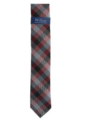Willen Krawatte Karo