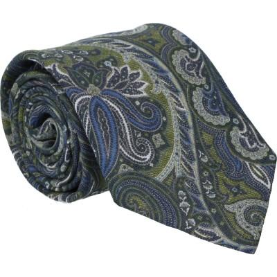 Willen Krawatte Paisley All-Over 7,5cm