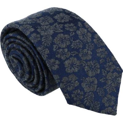 Willen Krawatte Blumenmuster 6,5cm