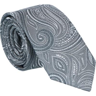 Willen Krawatte Ton in Ton Paisley 6,0cm