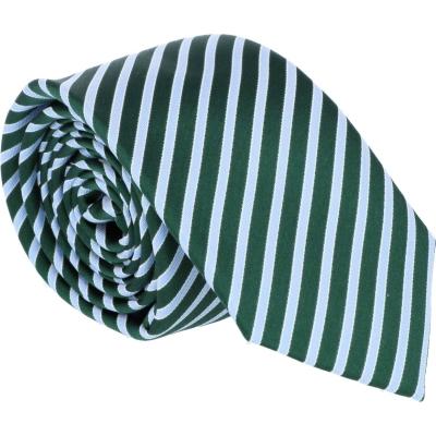 Willen Krawatte Blau Streifen 6,0cm