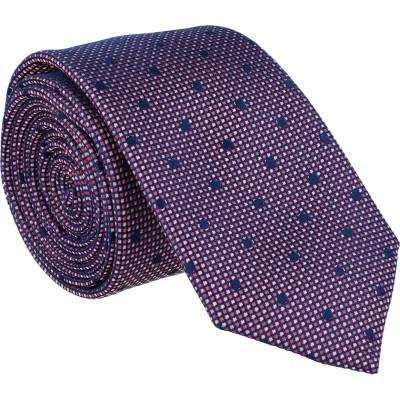 Willen Krawatte Tupfen auf Strukturfond 6,0 cm