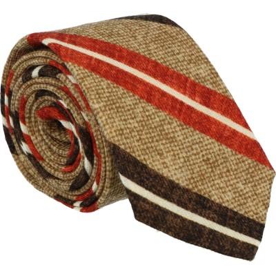 Willen Krawatte Struktur Streifen