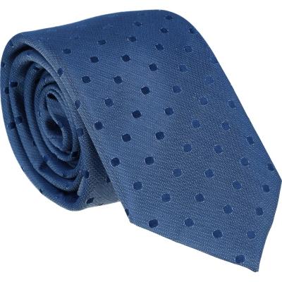 Willen Krawatte Marine Tupfen 6,0cm