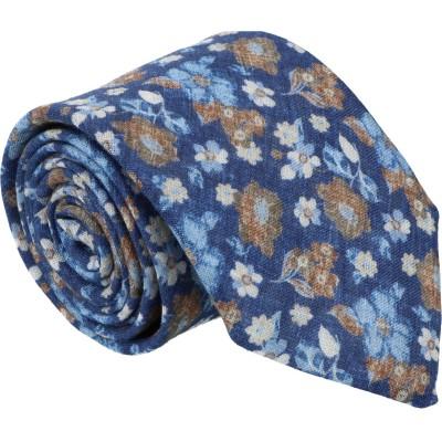 Willen Krawatte Blume Pastell 7,5cm