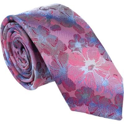 Willen Krawatte Blume auf Farbablauf 6,0cm