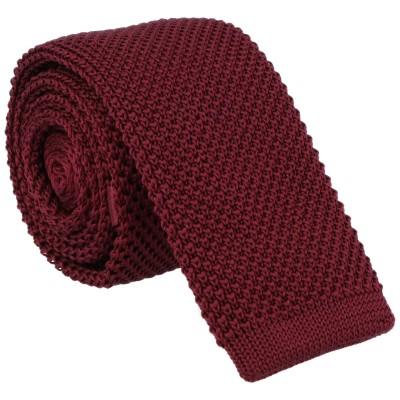 Willen Krawatte Uni Strick