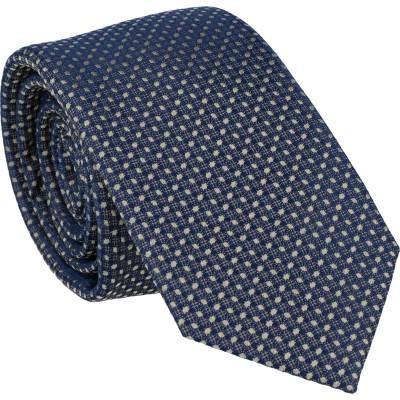 Willen Krawatte Marine Minimal 6,0cm