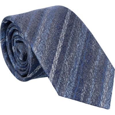 Tom Harrison Krawatte Streifen verwischte Optik 6,0cm