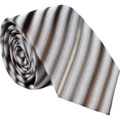 Tom Harrison Krawatte Streifen schattiert 6,0cm