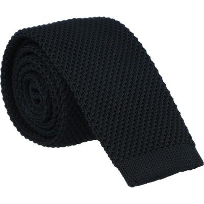 Tom Harrison Krawatte Strick uni 5,0cm