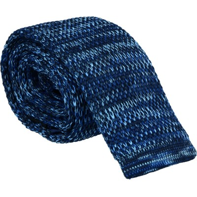 Tom Harrison Krawatte Strick melange 5,0cm