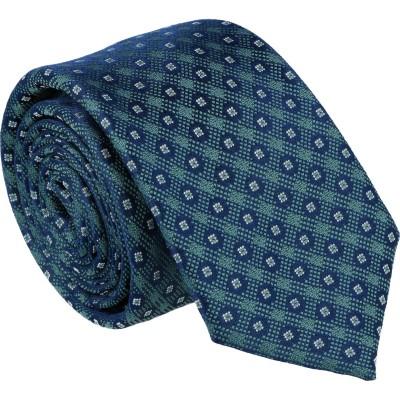 Willen Krawatte Struktur Raute 6,0cm