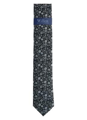 Willen Krawatte Blume