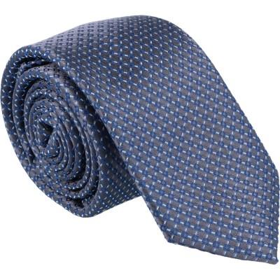 Willen Krawatte Grau Minimal 6,0cm