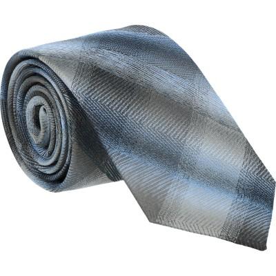 Willen Krawatte Verwischtes Karo 6,0 cm