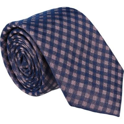 Willen Krawatte Vichy Karo 6,0cm