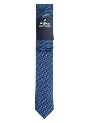 Tom Harrison Set Krawatte Uninah mit Einstecktuch Uni One Size