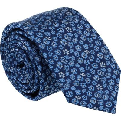 Willen Krawatte Blümchen 6,0cm